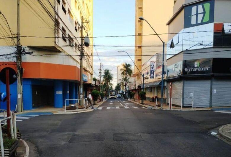 Novo lockdown em Araraquara começa ao meio-dia do próximo domingo