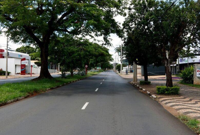 Taxa de isolamento volta a ficar abaixo do esperado em Araraquara