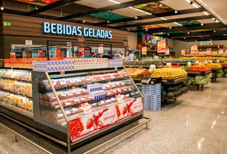 Supermercados voltam a funcionar neste sábado em Araraquara