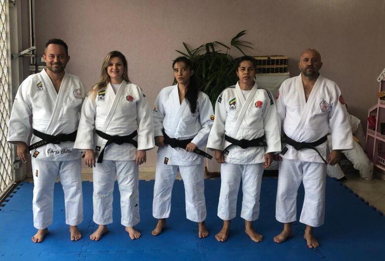 São-carlenses participam de II Open de Judô Funcional Veteranos
