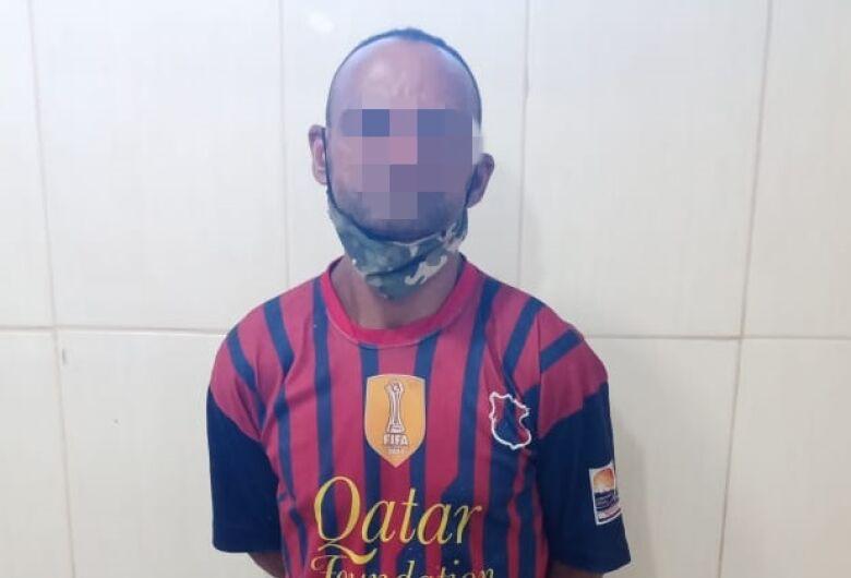 Procurado por furto e tráfico é capturado no CDHU