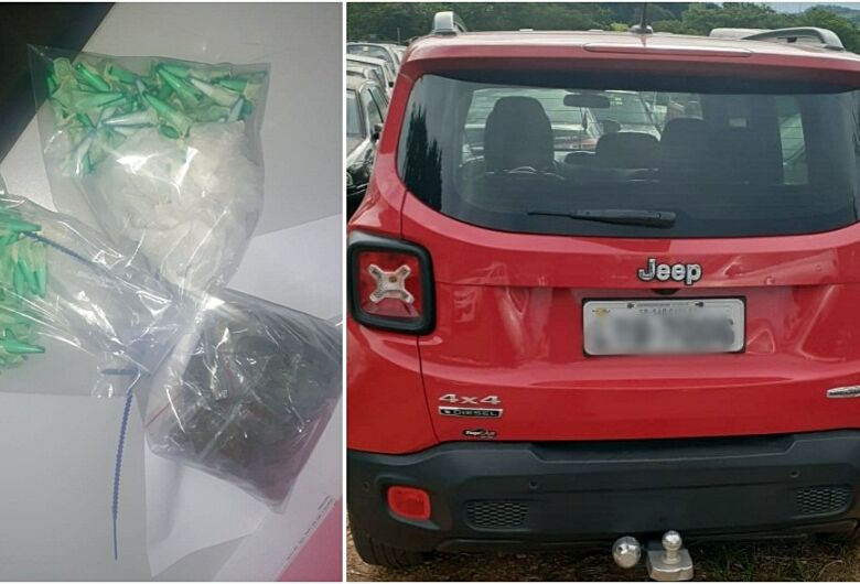 Araraquarense é preso por tráfico de drogas no CDHU