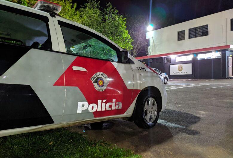 Ladrão é preso após furtar estabelecimento comercial no Centro de São Carlos