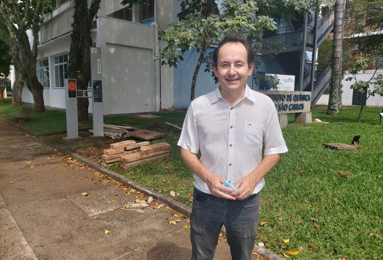 Pesquisador da ESALQ/USP visita campi da USP São Carlos e avalia situação ambiental