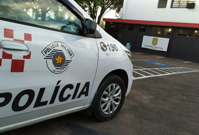 Santana é furtado no centro de São Carlos