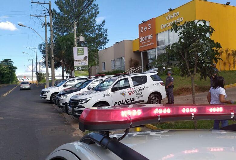 Bandido é baleado e morto em confronto com a PM na Vila Nery