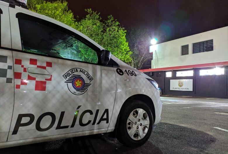 Suspeito é detido com cocaína no Aracy