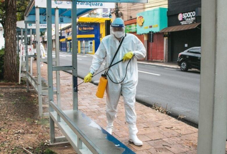 Variante P.1. já predomina entre os casos de COVID-19 de Araraquara