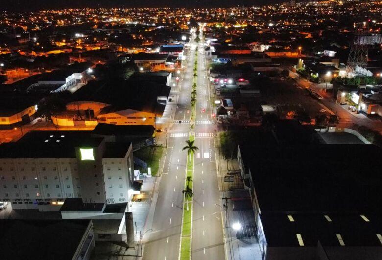 Prefeitura e CPFL seguem com trabalho de modernização da iluminação pública de São Carlos