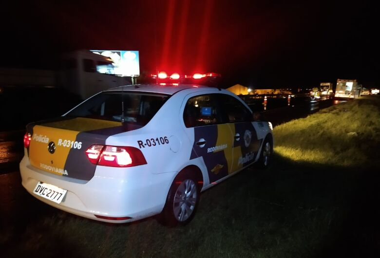 Acusado de embriaguez, lavrador provoca acidente na SP-318