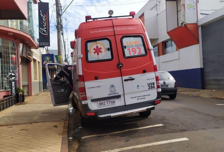 Motorista provoca acidente e foge sem prestar socorro à vítima