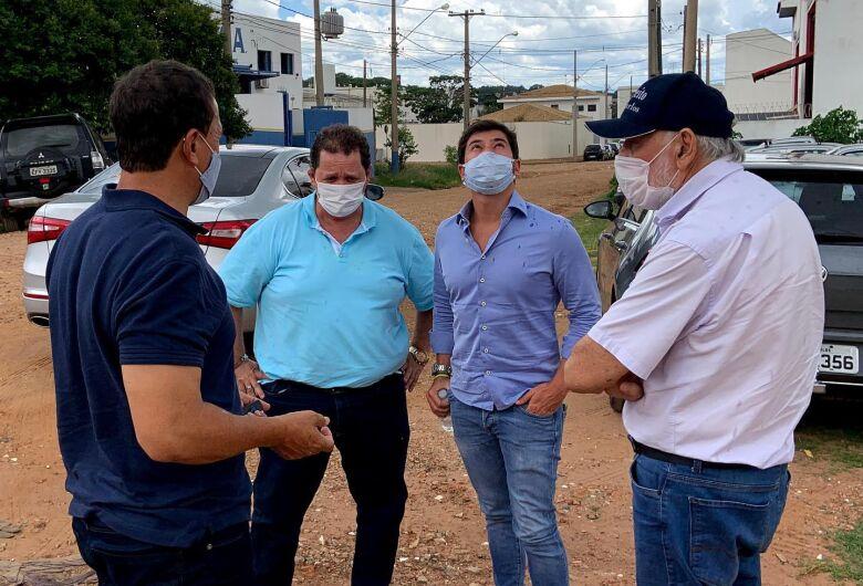 São Carlos vai receber verbas para obras contra enchentes e asfaltamento do Parque São José