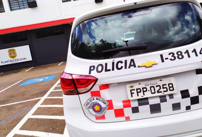 Ladrão é detido em telhado de residência no Santa Paula