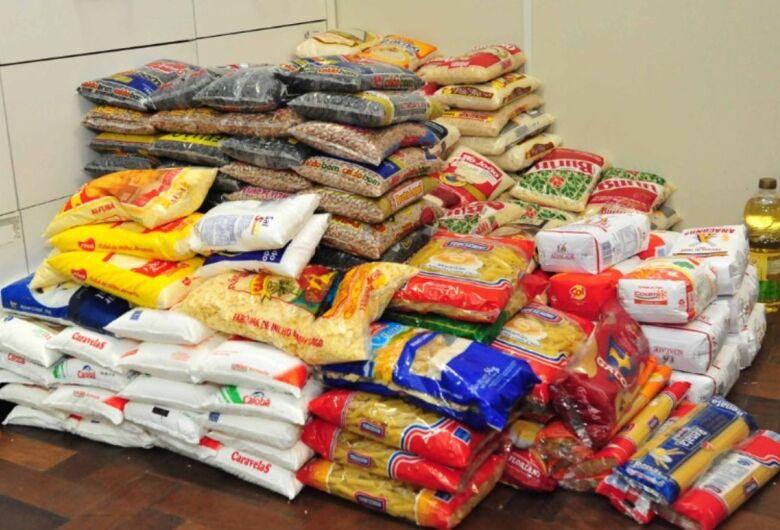 Igreja promove campanha emergencial solidária de arrecadação de alimentos