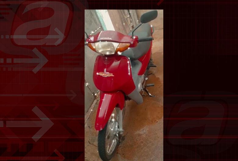 Motoneta é furtada em São Carlos e proprietário pede ajuda para localizá-la