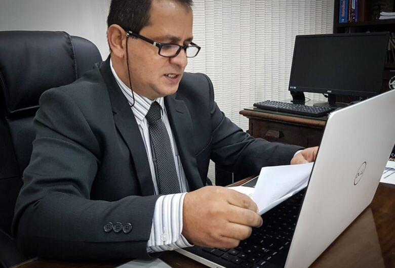 Vereador Roselei Françoso destaca ações da Câmara