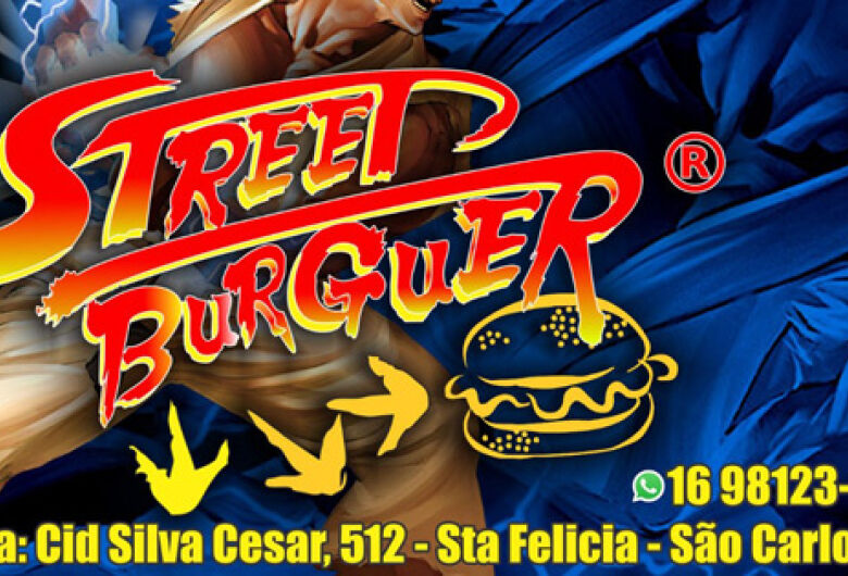 Santa Felícia ganha lanchonete inspirada no game Street Fighter