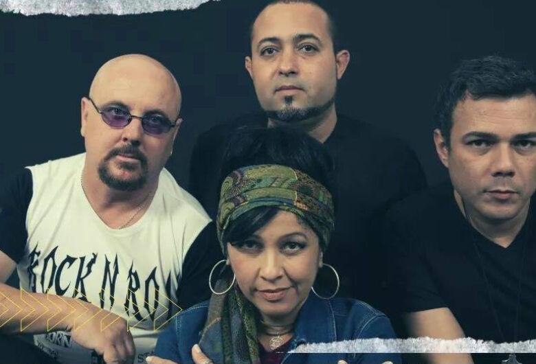 Banda Vinil 78 realiza live acústica com o melhor do Flash Back na noite deste domingo
