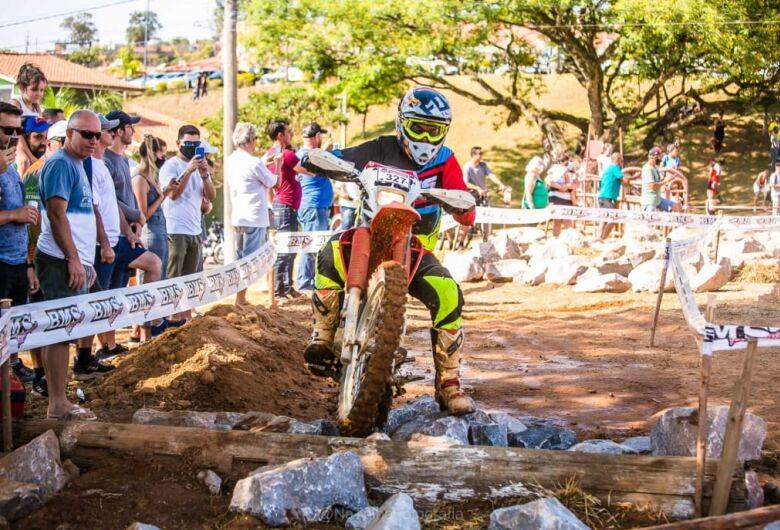 São-carlense é vice-campeão brasileiro de enduro de motos
