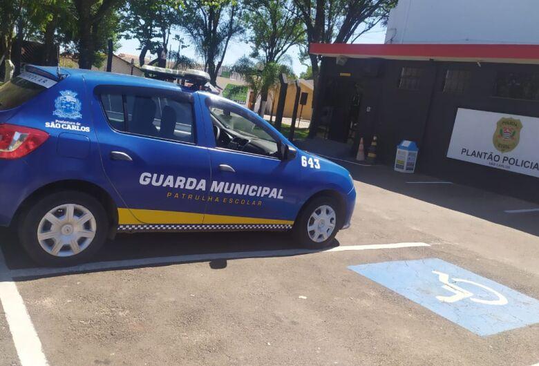 Procurado por furto é detido pela Guarda Municipal