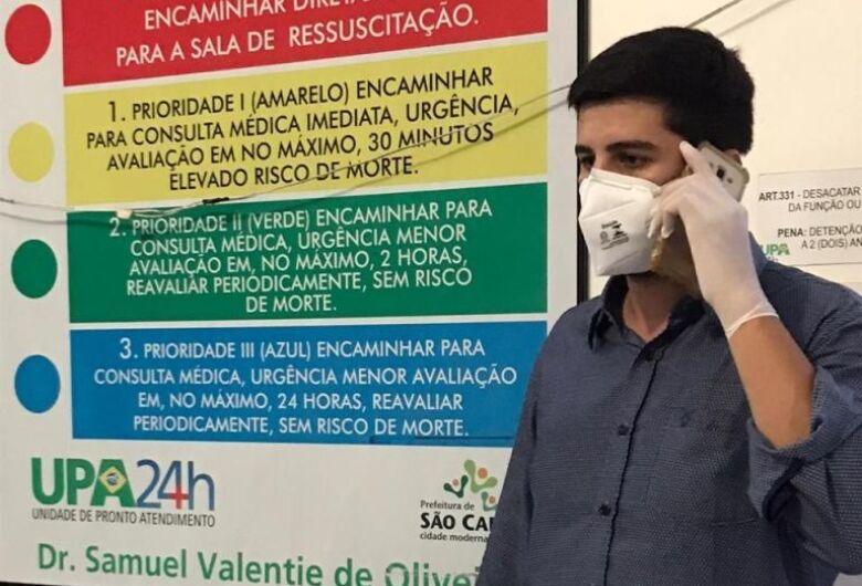 Vereador Bruno Zancheta destina emenda parlamentar para aquisição de EPIs para a saúde