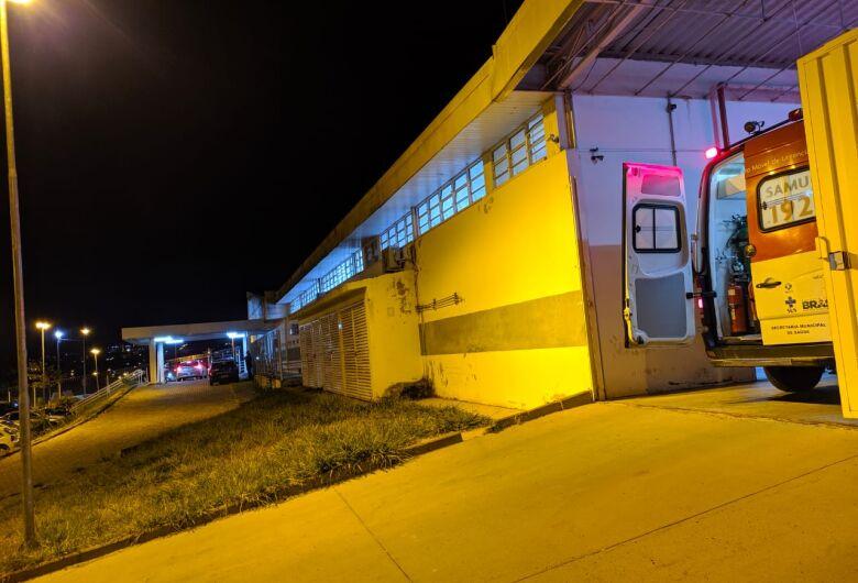 Ônibus atropela três pessoas no Planalto Verde