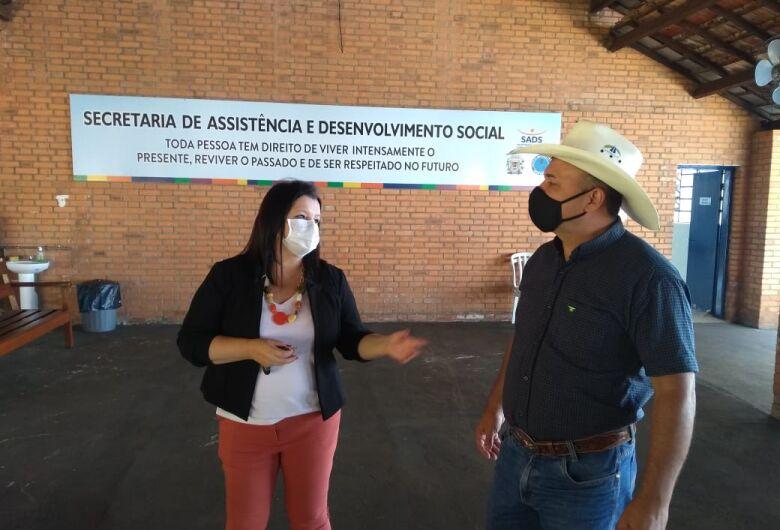 Vereador Bira conhece programas sociais para pessoas com autismo e deficiência em Leme