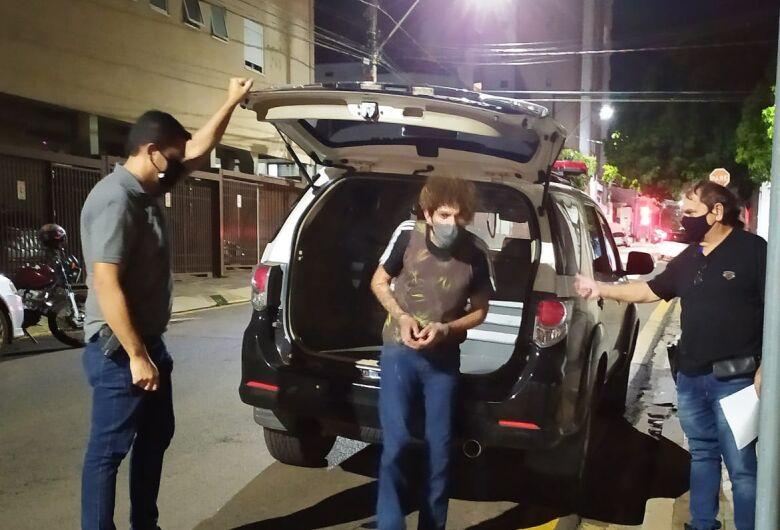 Equipe da DIG prende acusado de matar jovem em mata no Jardim Zavaglia