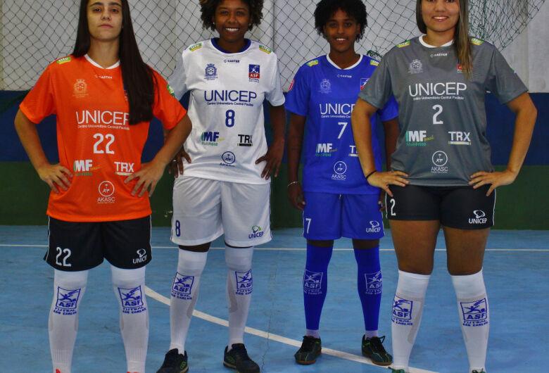 Com clássico regional, ASF/Unicep São Carlos estreia na Liga Paulista