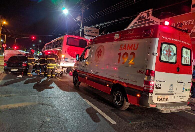 Vítimas de acidentes continuam internadas na UTI da Santa Casa