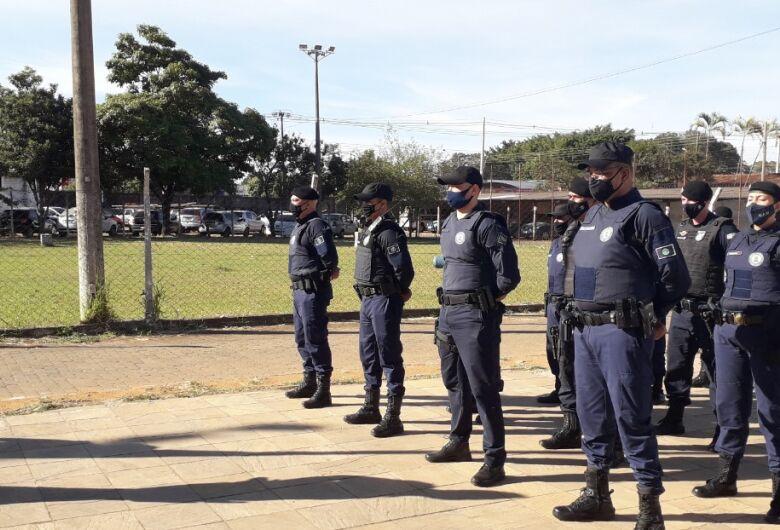 Treinamento de armamento e tiro é realizado pela Guarda Municipal de São Carlos