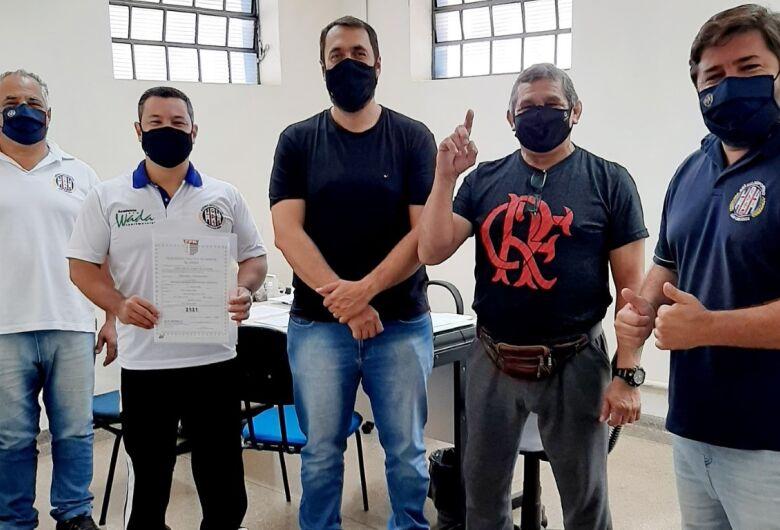 Equipe de Karatê do Grêmio São-carlense é registrada na Federação Paulista