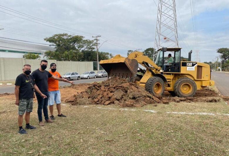 Prefeitura atende solicitação de abertura do retorno na Av. Dr. Heitor José Reali