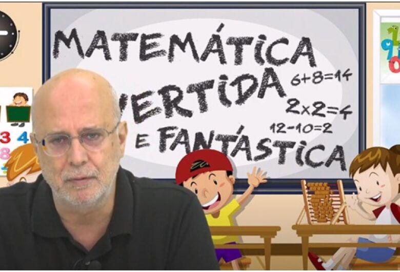 """Vídeos Educativos e Dinâmicos com o título """"Matemática Divertida e Fantástica"""" é lançada com sucesso pelo Centro de Pesquisa em Óptica e Fotônica – INCT -IFSC -USP"""