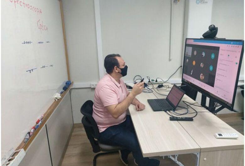 Tecnologias inovadoras na forma de ensinar e em difusão científica do Instituto de Física de São Carlos – USP e Centro de Pesquisa em Óptica e Fotônica