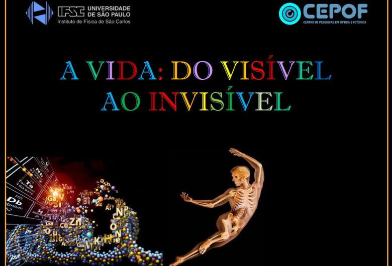 """Exposição de Ciência e Tecnologia """"A vida: do visível ao invisível"""" no Museu da Ciência """" Prof. Mario Tolentino"""""""