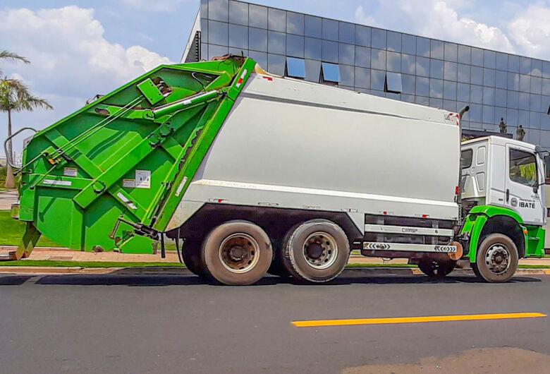 Prefeitura de Ibaté divulga novo cronograma da coleta de lixo doméstico na cidade