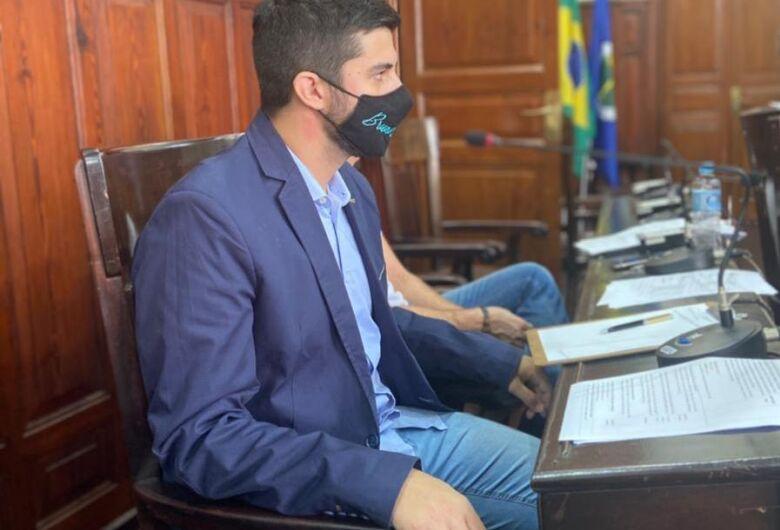 Vereador Bruno Zancheta destina recursos à Secretaria da Pessoa com Deficiência e Mobilidade Reduzida para aquisição de cadeiras de rodas
