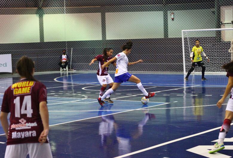 ASF/Unicep São Carlos leva goleada na estreia da Liga Paulista