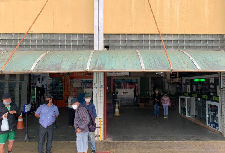 Comerciantes afirmam que Mercadão está abandonado