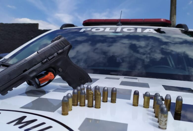 Arma de PM que morreu em acidente é localizada com ex-detento