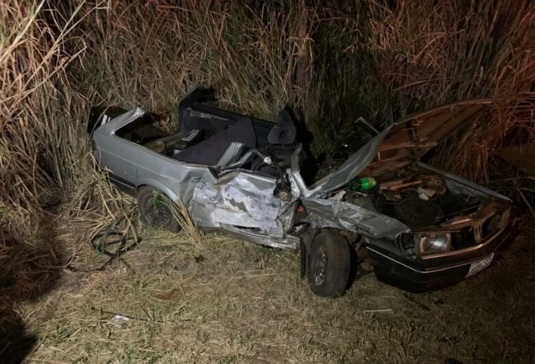 Acidente deixa seis pessoas feridas entre Araraquara e Boa Esperança do Sul