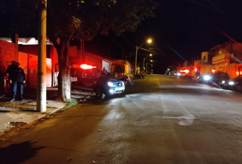 Força Tarefa impede realização de baile no Antenor Garcia