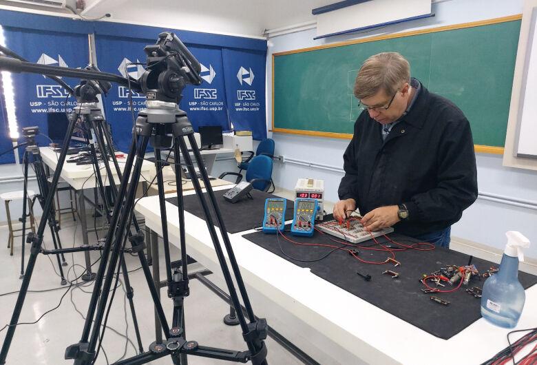 USP São Carlos investe em novas tecnologias de ensino