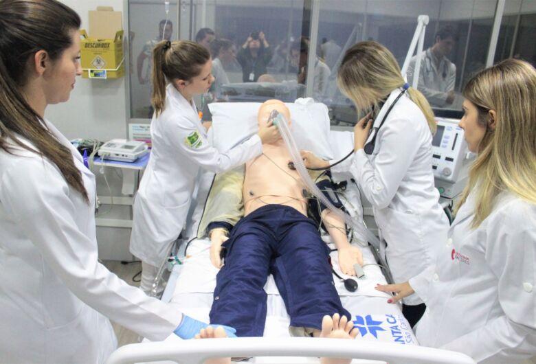 Começam as inscrições para o curso técnico em enfermagem da Santa Casa