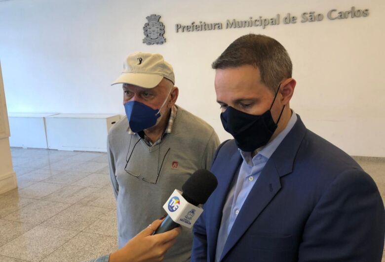 Capitão Derrite repassa R$ 250 mil para recuperação de vias e destina R$ 500 mil para a Guarda Municipal