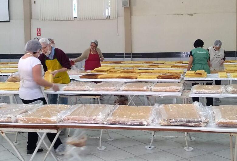 Santo casamenteiro terá bolo de 100 metros no domingo