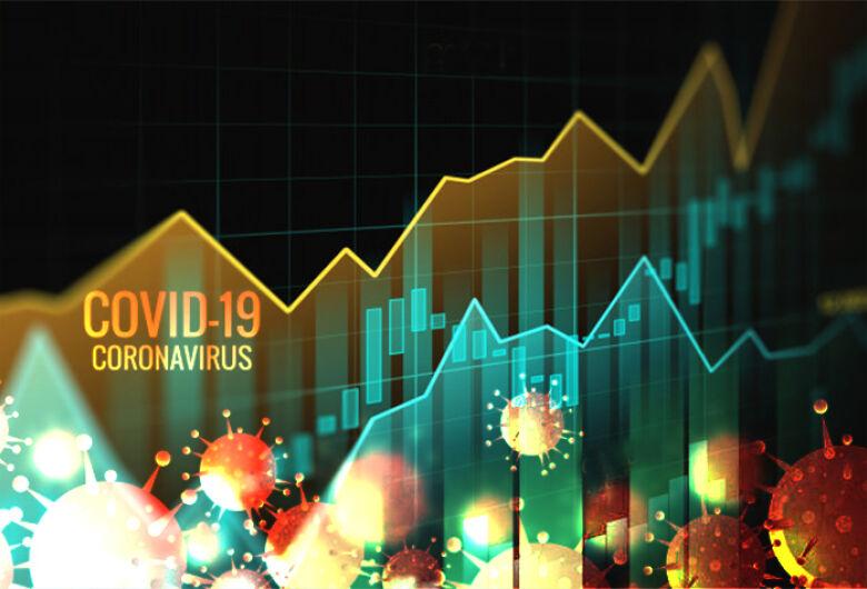 Covid-19: boletim epidemiológico mostra aumento de casos e óbitos