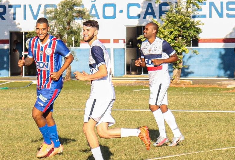 Grêmio São-Carlense intensifica treinos para o Campeonato Paulista