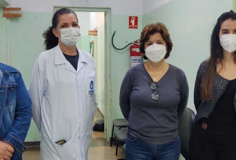 Vereador Malabim conquista ginecologistas para o posto de saúde do Parque Delta